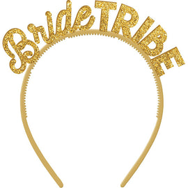 Bride Tribe Word Headbands