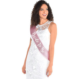 Bride To Be Deluxe Sash