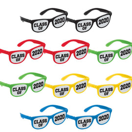 Class Of 2020 Dotted Sunglasses