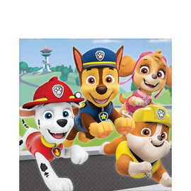 Paw Patrol (tm) Adventures Luncheon Napkins