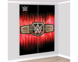 WWE Smash  Scene Setter Wall Decorating Kit