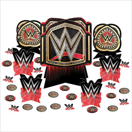 WWE Smash  Table Decorating Kit