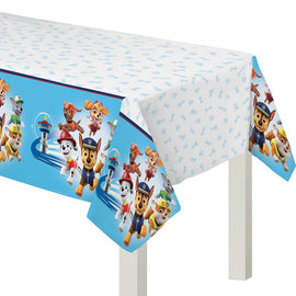 Paw Patrol (tm) Adventures Plastic Table Cover