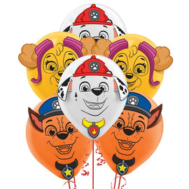 Paw Patrol (tm) Adventures Latex Balloon Deco Kit
