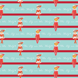 Gift Wrap - Elf/Shelf