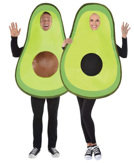 Avocado Costume - Adult Standard