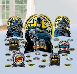 Batman (tm) Heroes Unite Table Centerpiece Kit