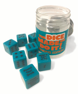 Party Game - The Dice Made Me Do It