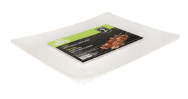 "11"" Plate Rectangle, 2/Pkg"