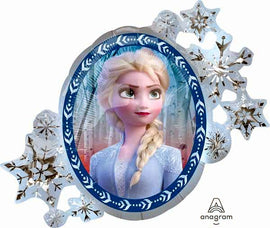Super Shape Foil Balloon Disney Frozen 2