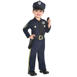 W103 Police Officer - Toddler (2)
