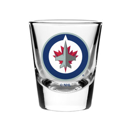 Shot Glass - Nhl Winnipeg Jets