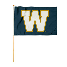 Flag - Blue Bombers Stick