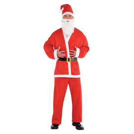 Santa Crawl Suit, XXL