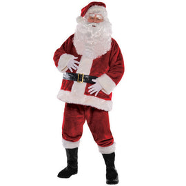 "Regal Santa Suit - X-Large (up to 50"" chest) Costume"
