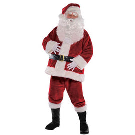 "Royal Santa Suit - XXX-Large (up to 58""chest) Costume"