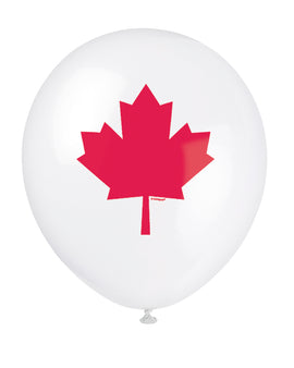 Balloon - Canada Day Leaf