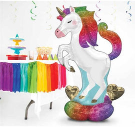 Unicorn AirLoonz Foil Balloon