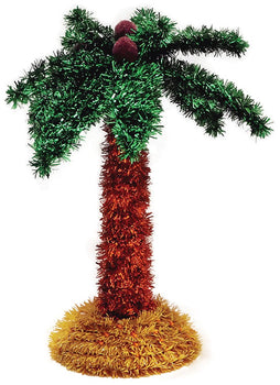 3D Tinsel Palm Tree