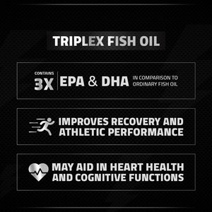 TRIPLEX FISH OIL
