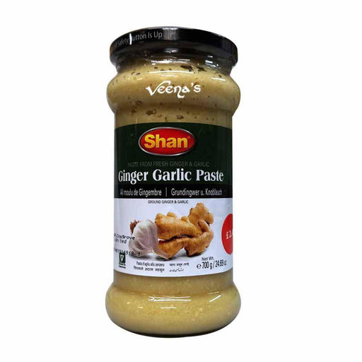 Shan Ginger & Garlic Paste 700g - veenas.com