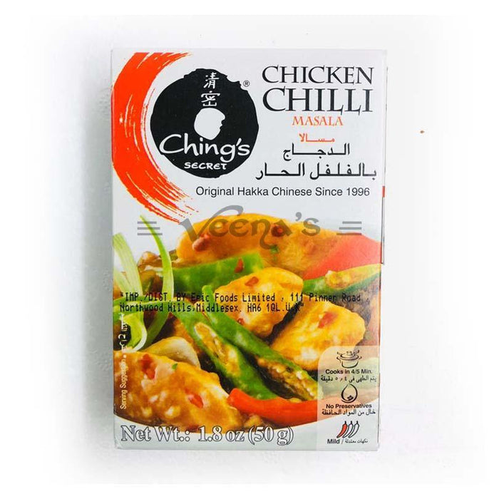 Ching's Chicken Chilli Masala 50g