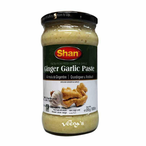 Shan Ginger Garlic Paste 300g - veenas.com