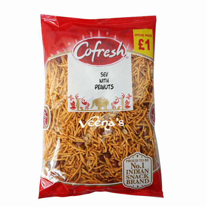 Cofresh Sev Mamra with Peanuts 350g