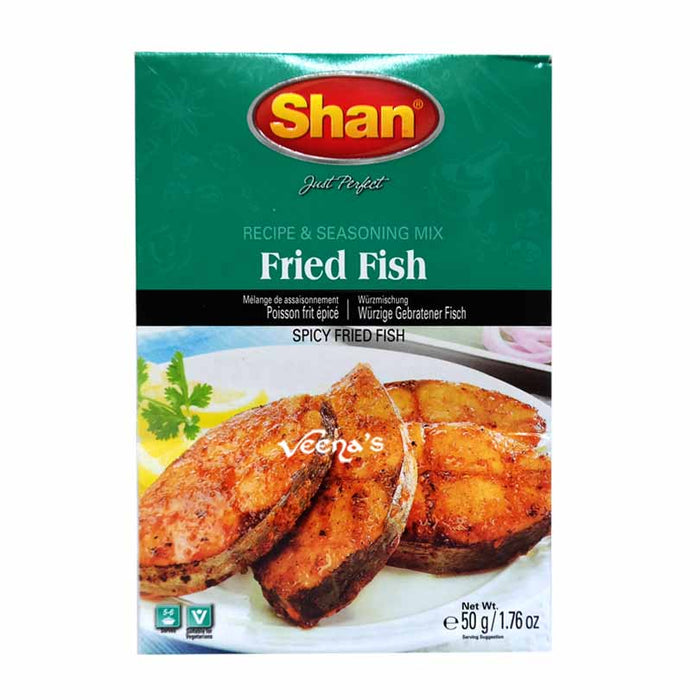 Shan Fish Seasoning 50G