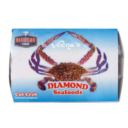 Diamond Cut Crab 1kg - veenas.com