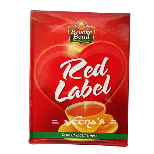 Brooke Bond Red Label Tea (Loose Leaf Black Tea) - veenas.com