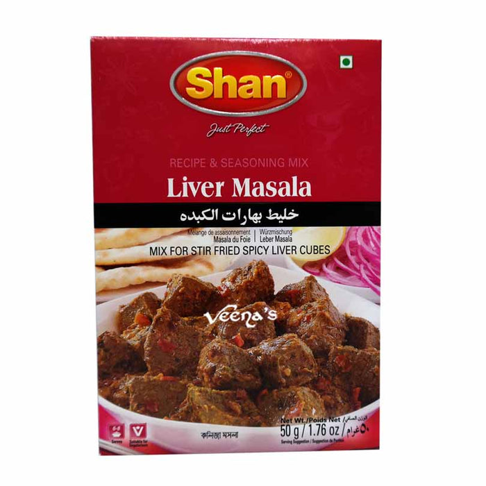 Shan Liver Curry 50G