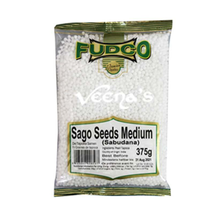 Fudco Sago Seeds Medium 375g