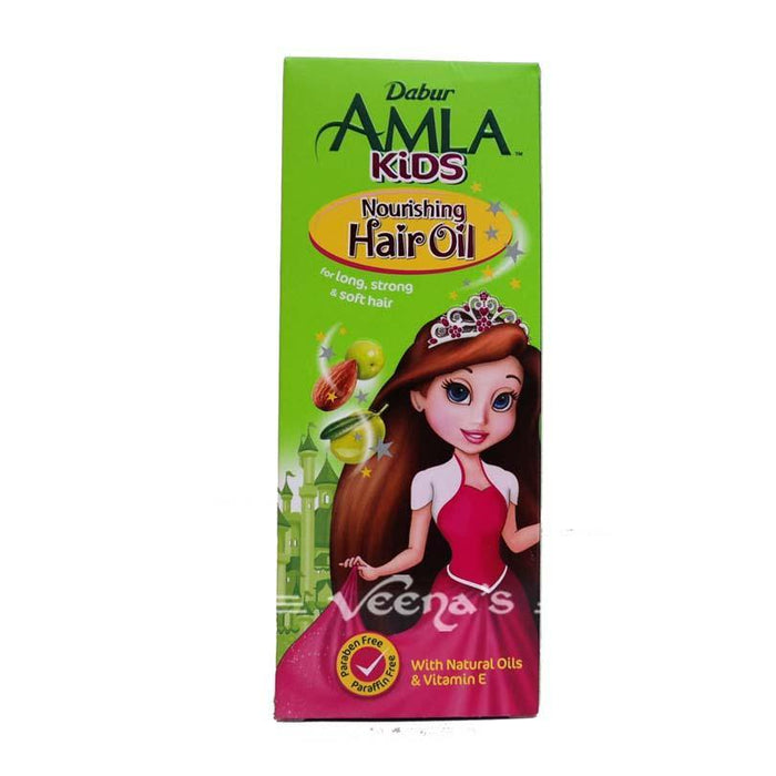 Dabur Amla Kids Hair Oil 200ml - veenas.com