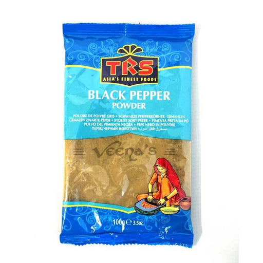 TRS Black Pepper Powder 100g - veenas.com