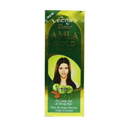 Dabur Vatika Hair Oil Amla Gold 300ml - veenas.com