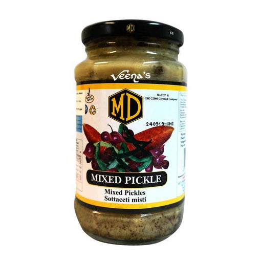 MD Mixed Pickle 375g - veenas.com