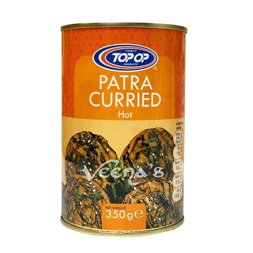 Top Op Patra Curried (Hot) 350g - veenas.com