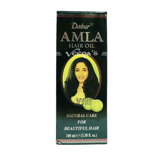 Dabur Vatika Hair Oil Amla 100ml - veenas.com