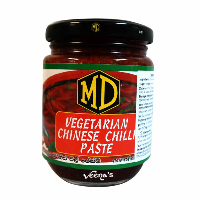 MD Chinese Chilli Paste(veg) 270g