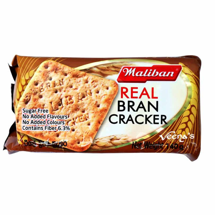 Maliban Bran Cracker 140g
