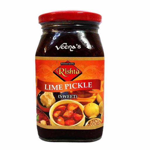 Rishta Lime Pickle Sweet 400g - veenas.com