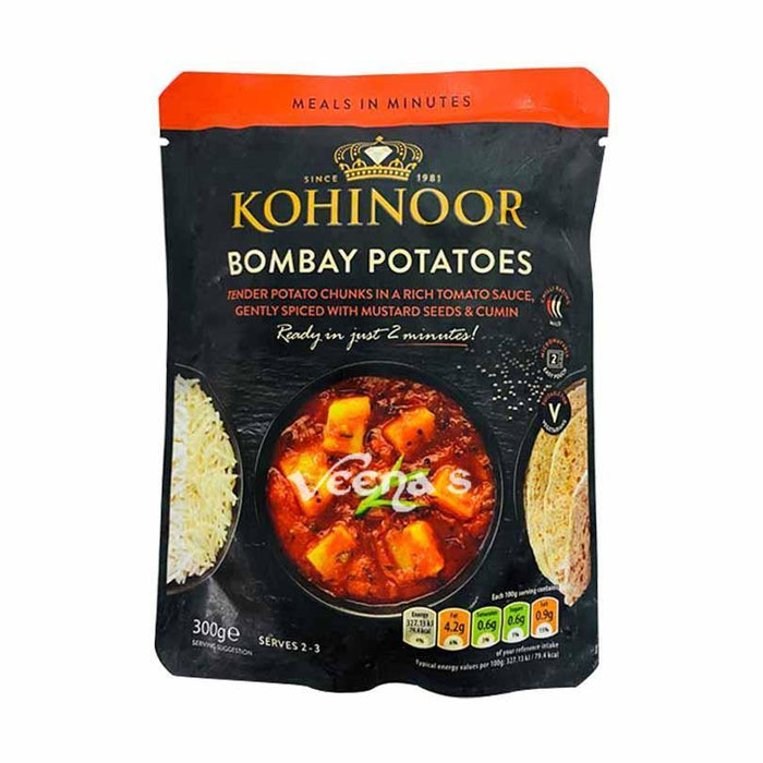 Kohinoor Bombay Potatoes 300g