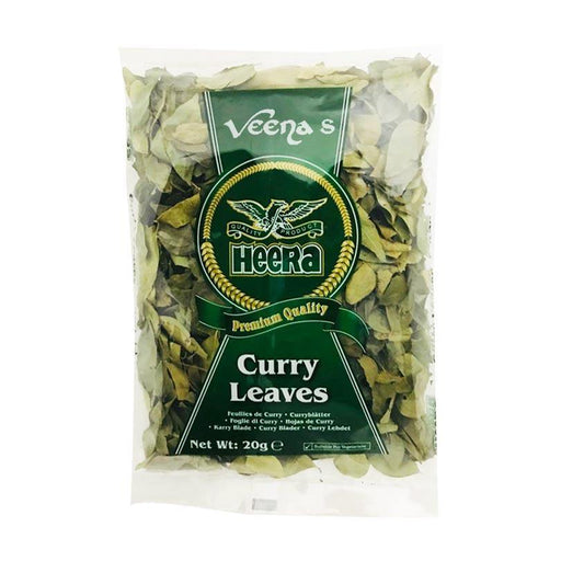 Heera Curry Leaves Dry 20g - veenas.com