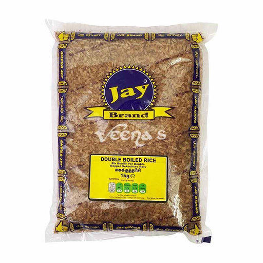 Jay Brand Double Boiled Rice 1kg - veenas.com