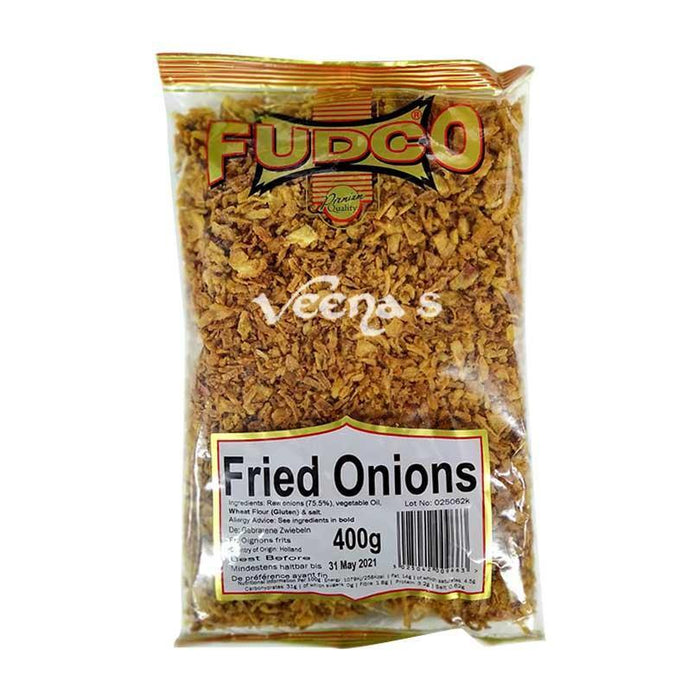 Fudco Fried Onions 400g