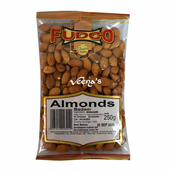 Fudco Almonds (Badam)