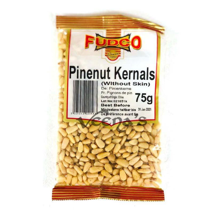 Fudco Pinenut Kernals (Without Skin) 75g