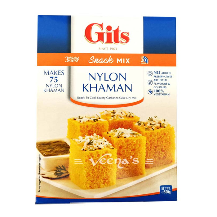Gits Nylon Khaman Mix 500g