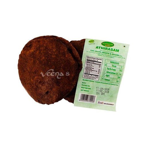 The Grand Sweets Adhirasam 200G - veenas.com